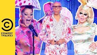 RuPaul's Drag Race All Stars Episode 1 Highlights | RuPaul
