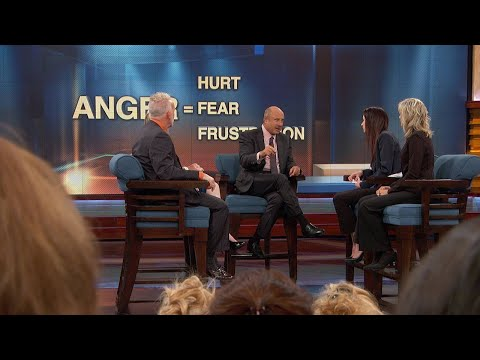 Dr. Phil Explains The Psychology Of Anger