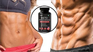 Keto Fat Burner with garcinia, green tea, green coffee and CLA | Healthvit