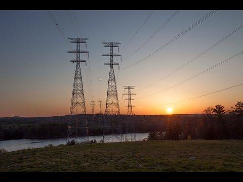 Maine Power Reliability Program - The L.E. Myers Co.- MPRP - CMP