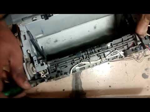 Canon Lbp 2900 Paper Jam Inside Printer Error Solution - PakVim net