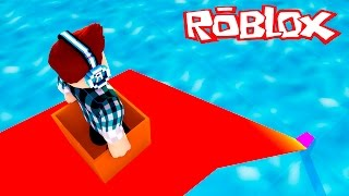 Roblox - MAIOR CORRIDA DE CAIXAS !! ( ULTIMATE BOX RACING!)