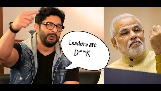 Angry Arshad Warsi attacked on PM after Note BAN !