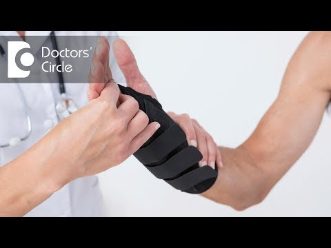 Wrist Fracture : Causes, Treatment & Recovery time - Dr. Gururaj S Puranik