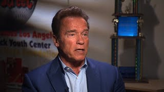 Arnold Schwarzenegger: The Republican Party Is The Titanic