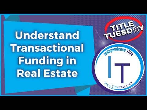 Episode 86 How to Understand Transactional Funding in Real Estate