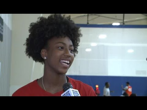 Ayanna Patterson full interview on 5/30/18