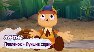 Пчеленок 🐝 Лучшие серии 🐝 Лунтик 🐝 Сборник мультфильмов 2018
