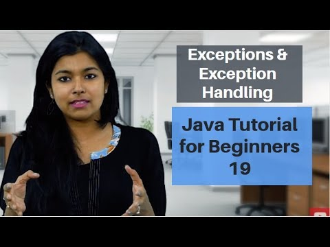 Exceptions & Exception Handling | Java Tutorial for Beginners 19 | TalentSprint