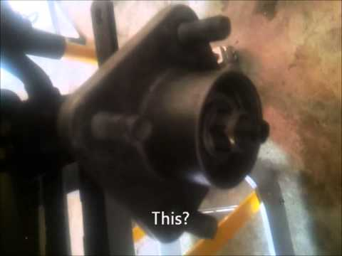 Are your Golf Cart Bearing bad?