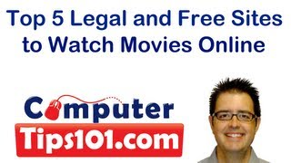 Download Top 5 Legal and Free Sites to Watch Movies Online Video