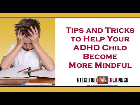 Mindfulness and ADHD Kids: Tips from the Trenches