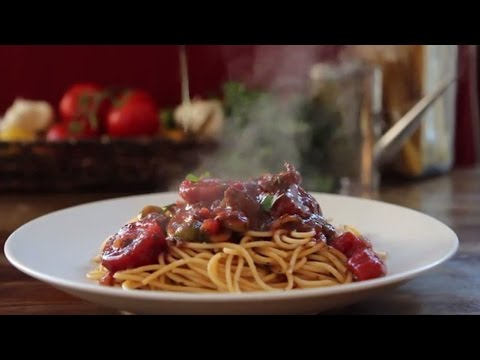 How to Make Slow Cooker Spaghetti Sauce   Slow Cooker Recipes   Allrecipes.com