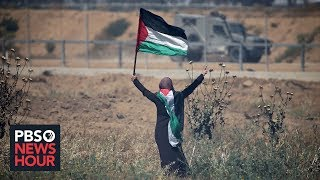 Download How Palestinians in the West Bank are reacting to Trump's peace plan Video