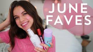 june favorites skincare makeup tv show scent more ingrid nilsen