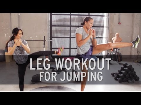 Toned Legs Workout