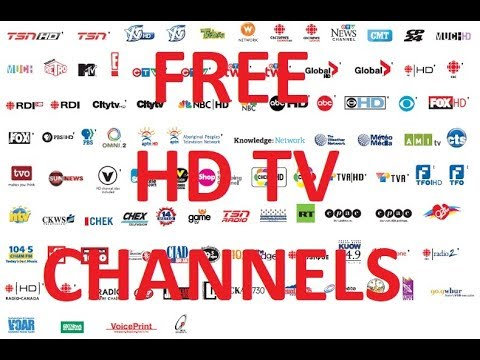How to make a free hdtv antenna -