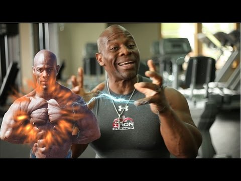 How to Explode your INNER CHEST!   Workout with Ron Williams (Bodybuilder of the Decade)