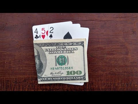 LEARN '$100 CARD TRICK' FOR FREE! (Amazing Magic Trick Revealed!)