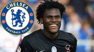 Franck Kessié - Welcome To Chelsea FC ? - HD