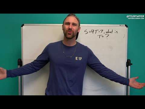 Solving for a Variable | Problem of the Day #88