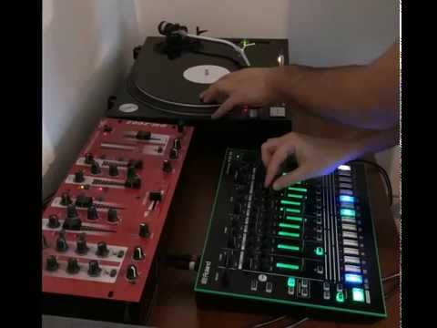 KiNK TR-8 / 707-727 patch + locked grooves on Pets Recordings