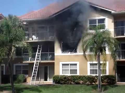 Edgewater condo fire Hydraulic ventilation