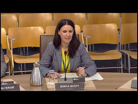 Social Security Committee - 10 May 2018