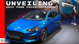 2019 Ford Focus ST-Line Unveiling
