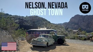 Nelson, Nevada Ghost Town VR180 (USA)