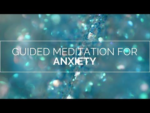 💤Anxiety Grounding Meditation - Ep. 34: 😌 Chaos & Sleeplessness