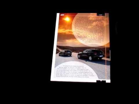 ipad Digital Magazine
