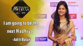 JFW Golden Divas - Aditi Balan
