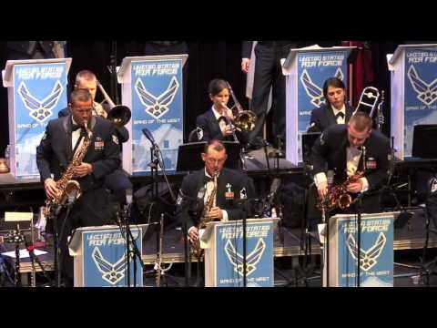 Air Force Band Of The West - In The Mood