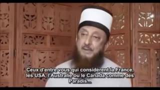 Message du Sheikh Imran Hosein aux musulmans de France   YouTube