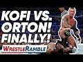 Kofi Kingston Vs Randy Orton FINALLY! WWE SmackDown, July 16, 2019   WrestleTalk's WrestleRamble