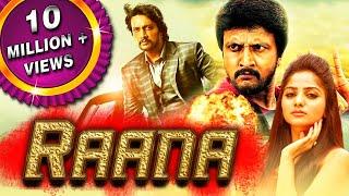 Ranna Hindi Dubbed Full Movie   Sudeep, Rachita Ram, Haripriya, Madhoo, Prakash Raj