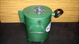 Barlotti Mini Forno De FusÃo (mini Fusion Oven)