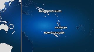Séisme et alerte au tsunami en Océanie