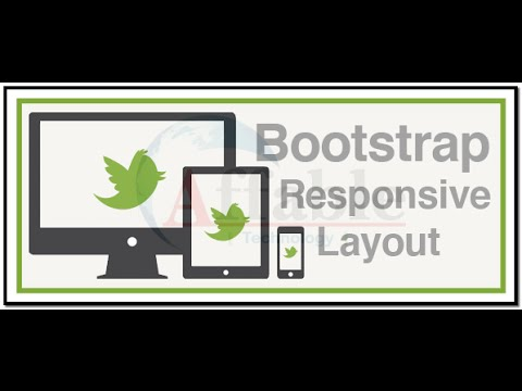 Create Responsive website with bootstrap [using HTML5, PHP , NetBeans IDE - Full]
