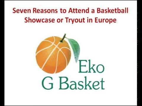 7 Reasons to Attend Showcase and Tryout in Europe - basketball tips GBasket Eko