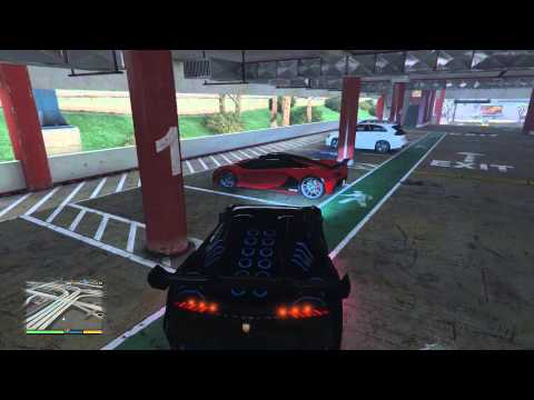 GTA 5 - How To Find Super Car Zentorno Free !!! (Location) PS4 PC XBOX - working 2018