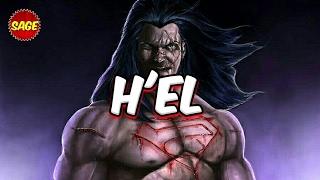 Who is DC Comics H