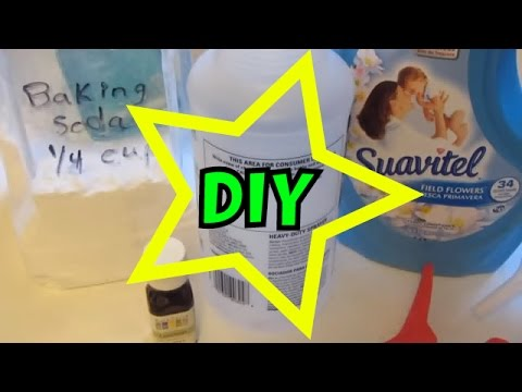 DIY ~ Homemade Febreze ~ Air Freshener