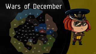 EVE Online News Ongoing Wars December