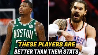 5 NBA Players That Are Better Than What Their Stats Say