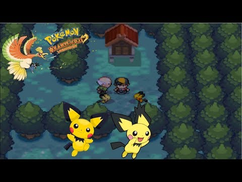 Pokemon Heart Gold/Soul Silver - The Spikey Eared Pichu Event