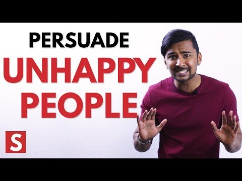 How To Persuade Someone In A Bad Mood | Negative Nancy No More