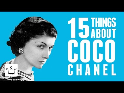 15 Things You Didn't Know About Coco Chanel
