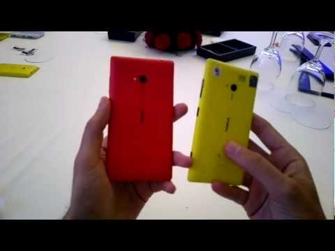 Nokia Lumia 720 - Hands On
